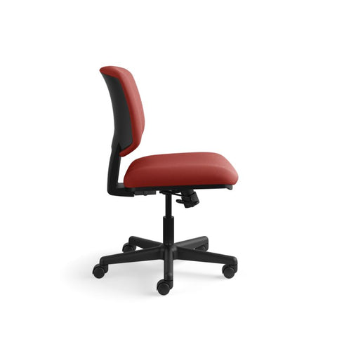 HON Volt Task Chair | Center-Tilt, Tension, Lock | Crimson Fabric ; UPC: 641128720595 ; Image 3