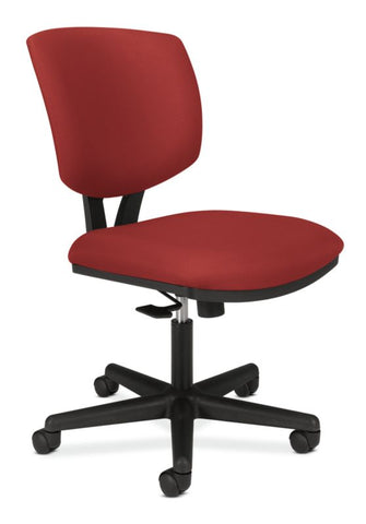 HON Volt Task Chair | Center-Tilt, Tension, Lock | Crimson Fabric ; UPC: 641128720595 ; Image 1