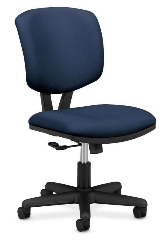 HON Volt Task Chair | Center-Tilt, Tension, Lock | Navy Fabric ; UPC: 782986472292 ; Image 1