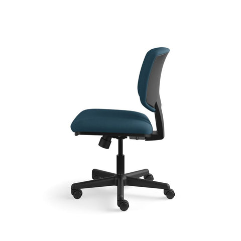 HON Volt Task Chair | Center-Tilt, Tension, Lock | Navy Fabric ; UPC: 782986472292 ; Image 9