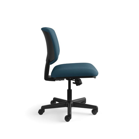 HON Volt Task Chair | Center-Tilt, Tension, Lock | Navy Fabric ; UPC: 782986472292 ; Image 3