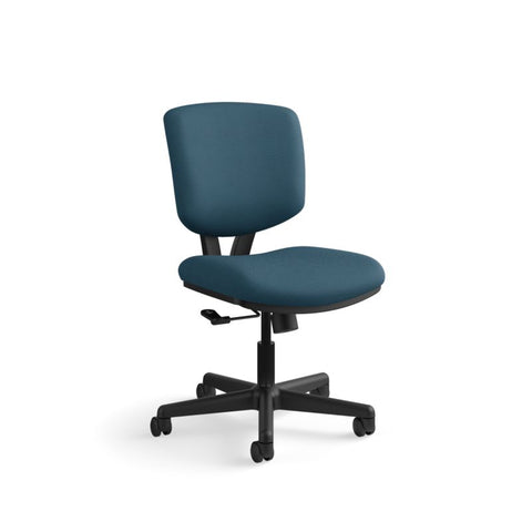 HON Volt Task Chair | Center-Tilt, Tension, Lock | Navy Fabric ; UPC: 782986472292 ; Image 13