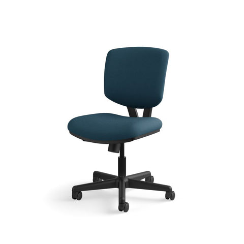 HON Volt Task Chair | Center-Tilt, Tension, Lock | Navy Fabric ; UPC: 782986472292 ; Image 11
