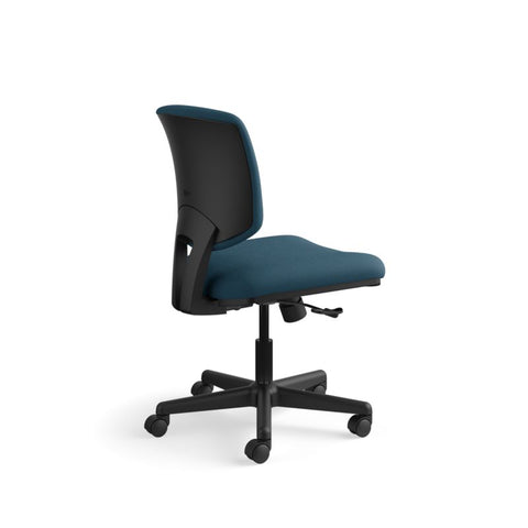 HON Volt Task Chair | Center-Tilt, Tension, Lock | Navy Fabric ; UPC: 782986472292 ; Image 4