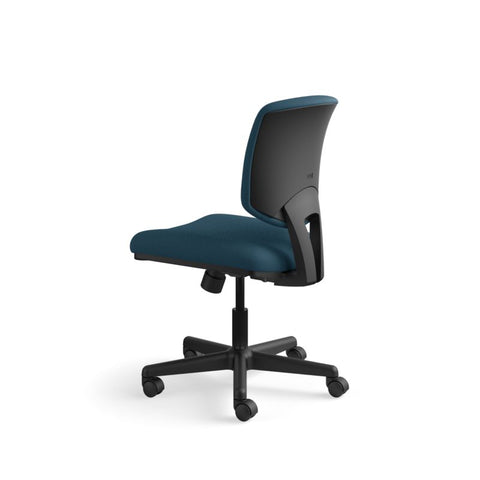 HON Volt Task Chair | Center-Tilt, Tension, Lock | Navy Fabric ; UPC: 782986472292 ; Image 8