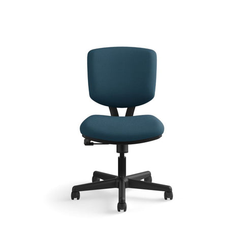 HON Volt Task Chair | Center-Tilt, Tension, Lock | Navy Fabric ; UPC: 782986472292 ; Image 12