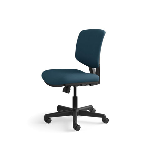 HON Volt Task Chair | Center-Tilt, Tension, Lock | Navy Fabric ; UPC: 782986472292 ; Image 10