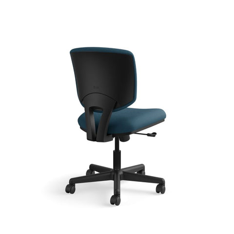 HON Volt Task Chair | Center-Tilt, Tension, Lock | Navy Fabric ; UPC: 782986472292 ; Image 5
