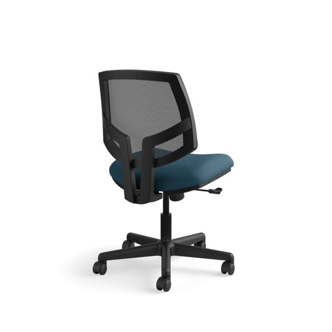 HON Volt Mesh Back Task Chair | Center-Tilt, Tension, Lock | Navy Fabric ; UPC: 881728407766 ; Image 5
