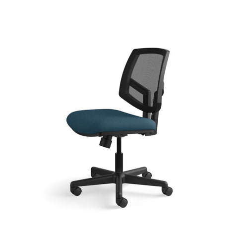 HON Volt Mesh Back Task Chair | Center-Tilt, Tension, Lock | Navy Fabric ; UPC: 881728407766 ; Image 10