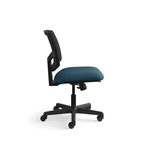 HON Volt Mesh Back Task Chair | Center-Tilt, Tension, Lock | Navy Fabric ; UPC: 881728407766 ; Image 3
