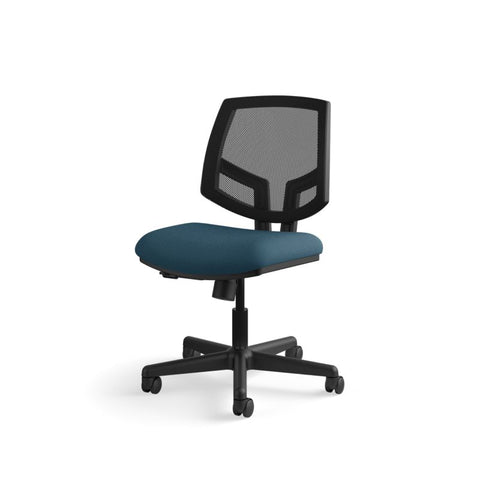 HON Volt Mesh Back Task Chair | Center-Tilt, Tension, Lock | Navy Fabric ; UPC: 881728407766 ; Image 11