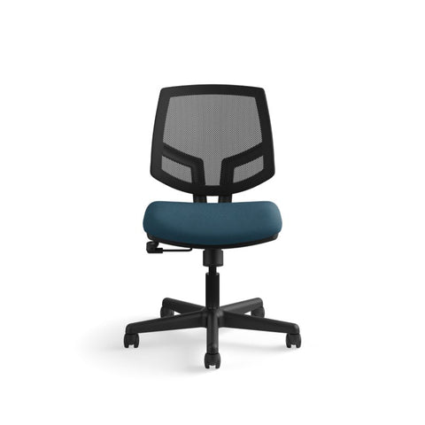 HON Volt Mesh Back Task Chair | Center-Tilt, Tension, Lock | Navy Fabric ; UPC: 881728407766 ; Image 12