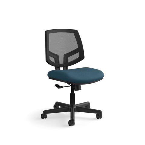 HON Volt Mesh Back Task Chair | Center-Tilt, Tension, Lock | Navy Fabric ; UPC: 881728407766 ; Image 13