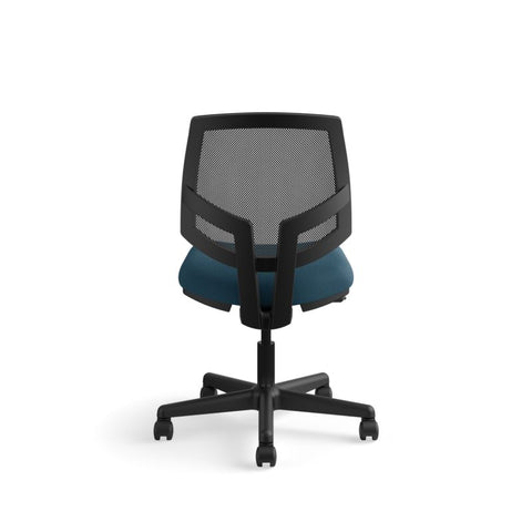 HON Volt Mesh Back Task Chair | Center-Tilt, Tension, Lock | Navy Fabric ; UPC: 881728407766 ; Image 6