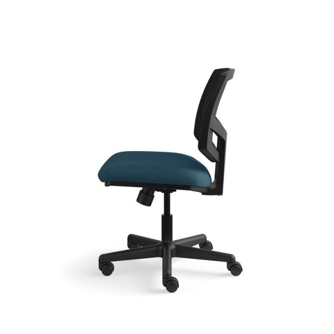 HON Volt Mesh Back Task Chair | Center-Tilt, Tension, Lock | Navy Fabric ; UPC: 881728407766 ; Image 9