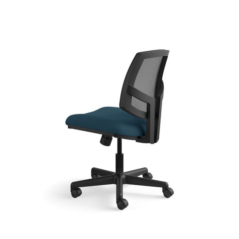 HON Volt Mesh Back Task Chair | Center-Tilt, Tension, Lock | Navy Fabric ; UPC: 881728407766 ; Image 8