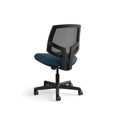 HON Volt Mesh Back Task Chair | Center-Tilt, Tension, Lock | Navy Fabric ; UPC: 881728407766 ; Image 7