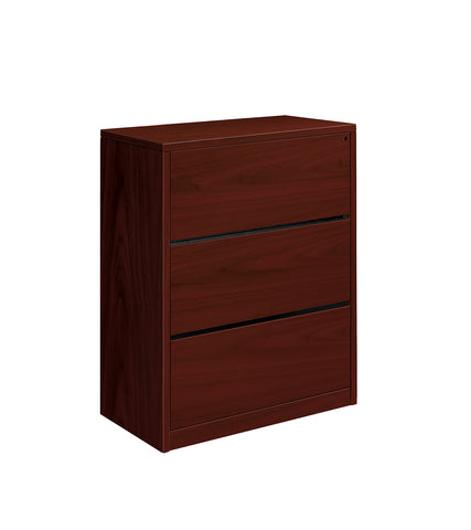 "HON 10500 SERIES Lateral File | 3 Drawers | 36""W 