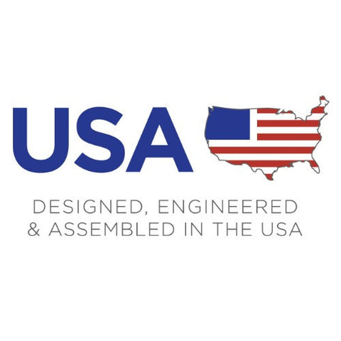 HON Designed, Engineered & Assembled in the USA Logo