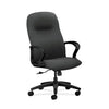 HON Gamut Executive High-Back Chair in Iron Ore