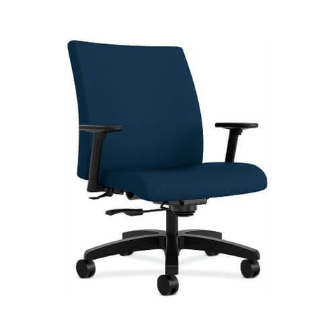 HON Ignition Big and Tall Chair , Blue (UPC:035349672663)
