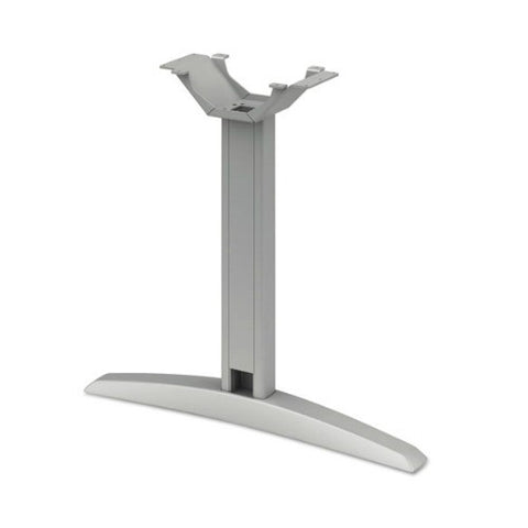 HON Preside Conference Table Base ; Color: Platinum Metallic; UPC: 089191160564