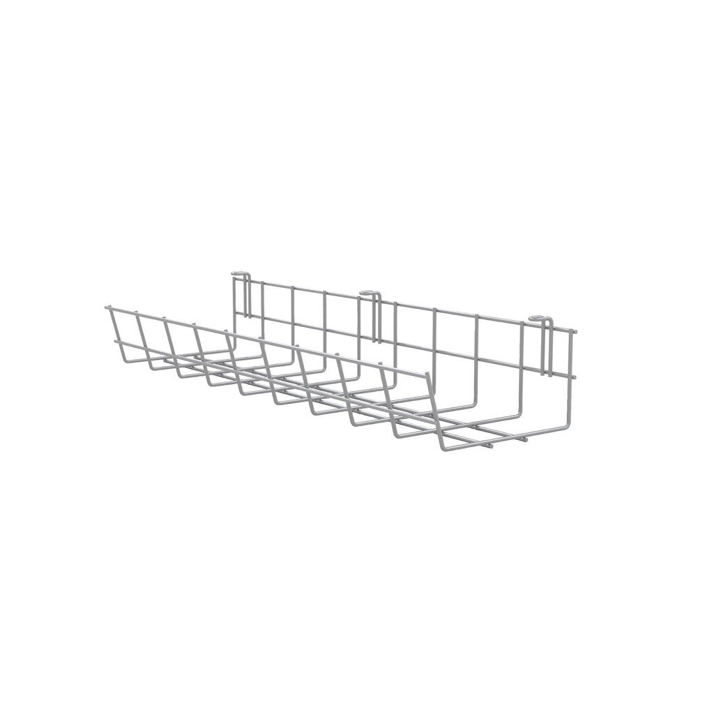 "Safco Products EVEN 18"" Wire Management Basket LDWB18S(Image 1)"