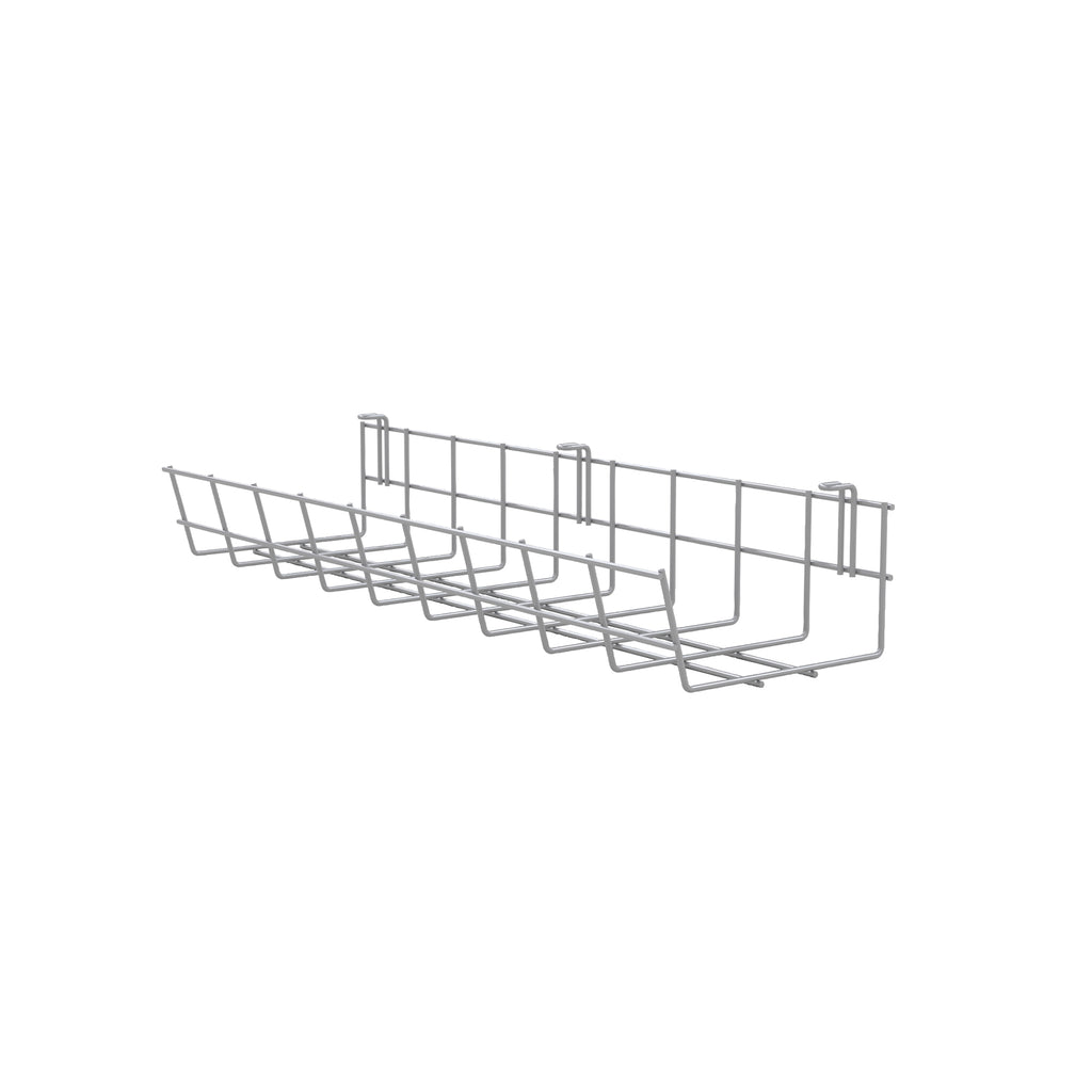 "Safco Products EVEN 24"" Wire Management Basket LDWB24S(Image 1)"