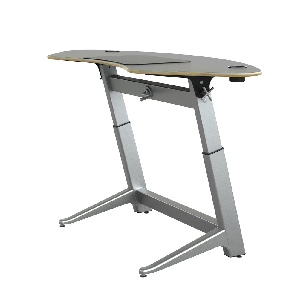 Safco Products Sphere Standing Desk LET-1000-BK Image 1