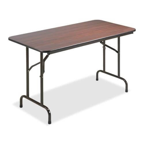 Lorell Economy Folding Table ; UPC: 035255657594