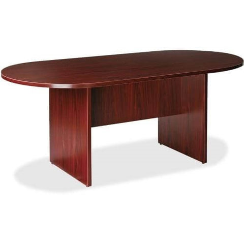 Lorell Essentials Oval Conference Table ; UPC: 035255872720