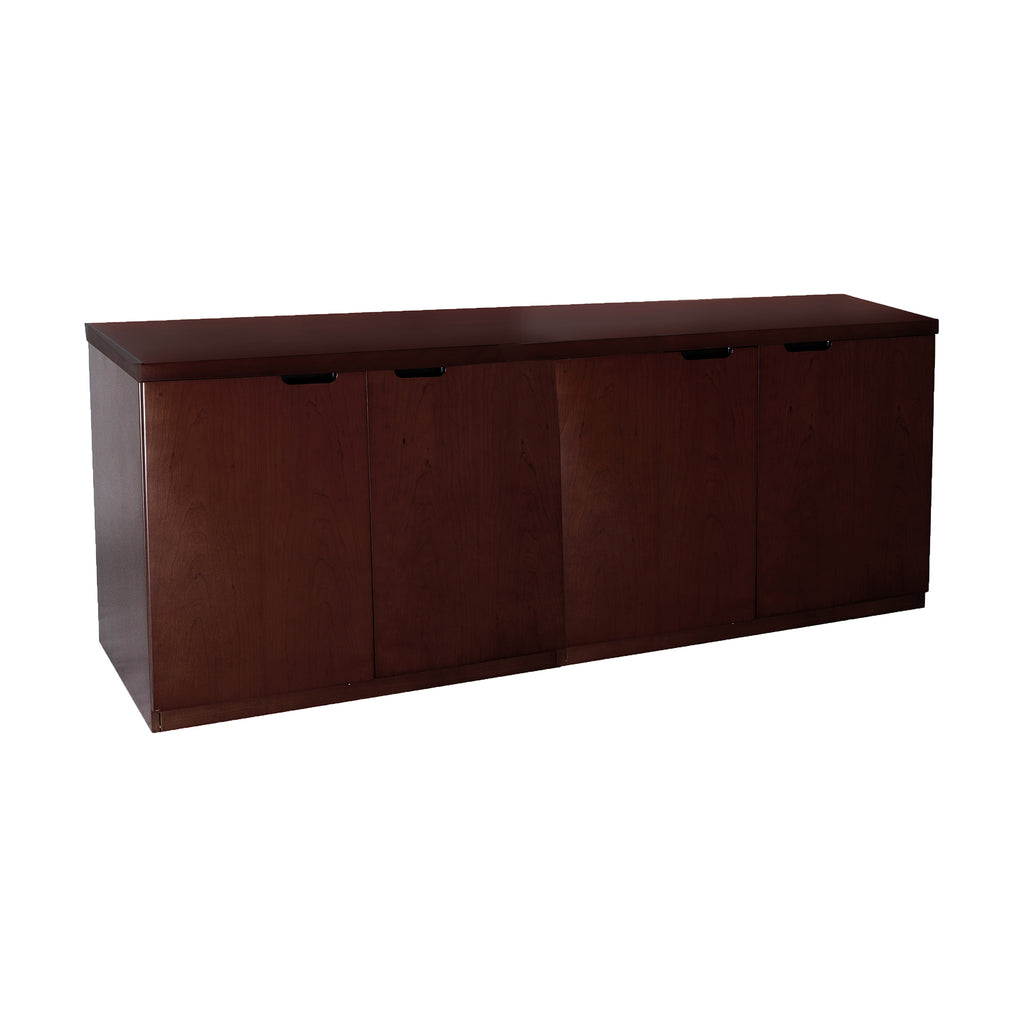 Safco Products Mira Series 4-Door Credenza MHDC2072ESP(Image 2)