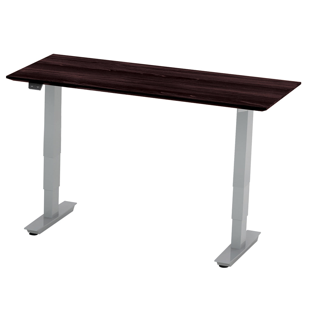 "Safco Products Medina 48"" Straight Bridge with 3-Stage Height-Adj Base MNBDGH3LMH(Image 2)"