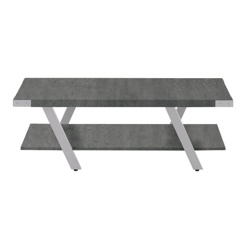 Safco Products Mirella Coffee Table MRCFTSGY(Image 2)