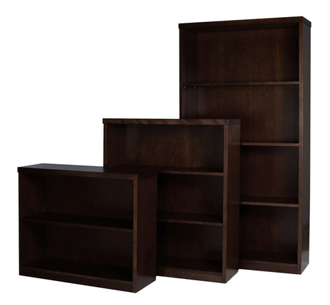 Safco Products Mira Series 2-Shelf Bookcase MBC3629ESP(Image 2)