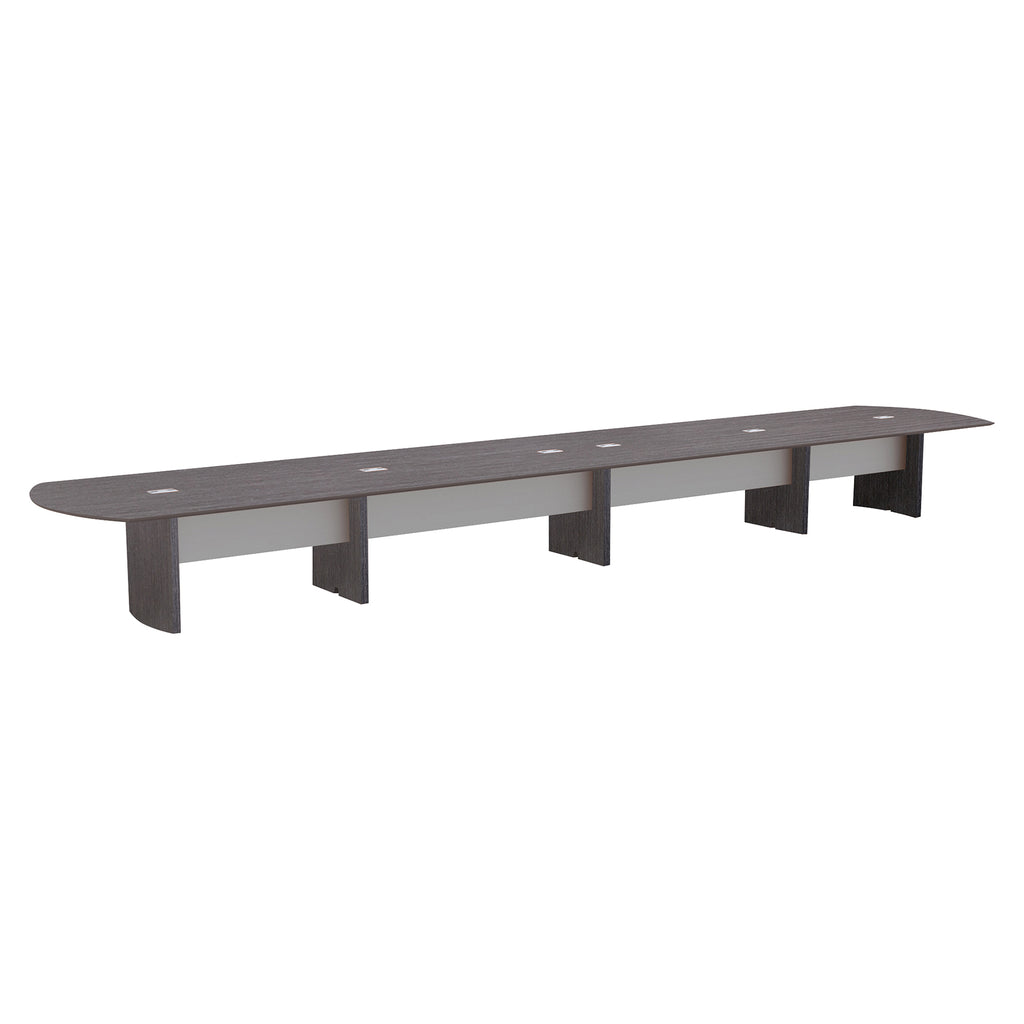 Safco Products Napoli 24' Conference Table NC24CGR(Image 2)