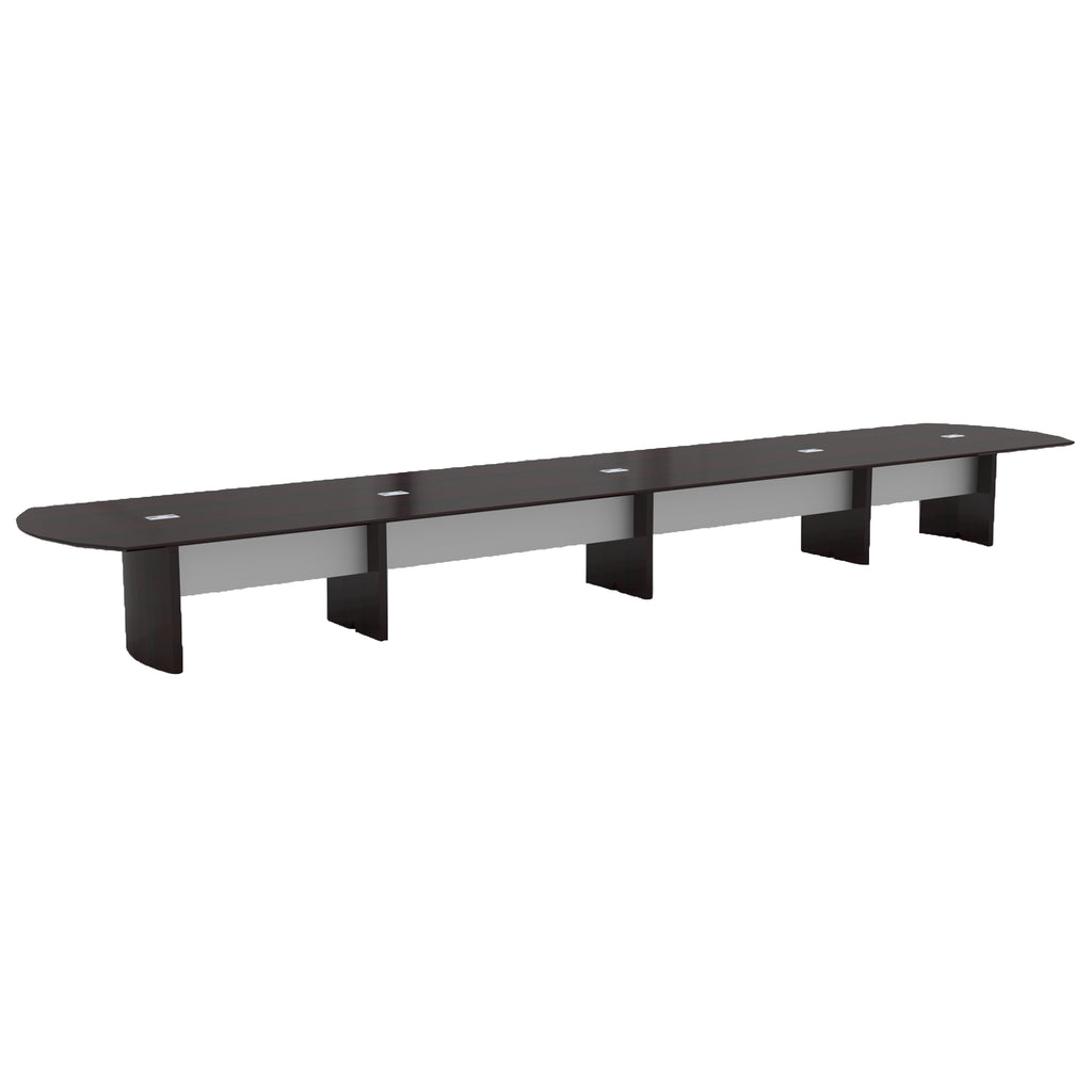 Safco Products Napoli 26' Conference Table NC26MAH(Image 2)