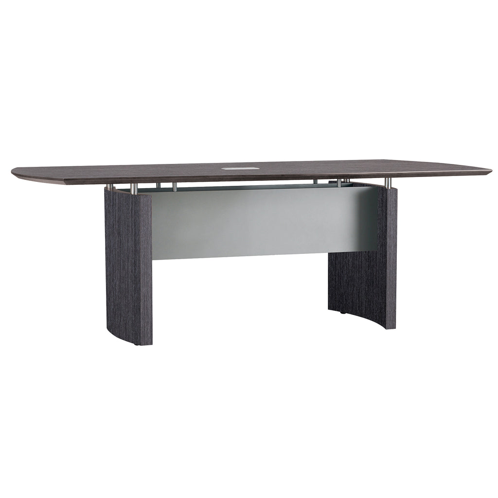 Safco Products Napoli 6' Conference Table NC6CGR(Image 2)