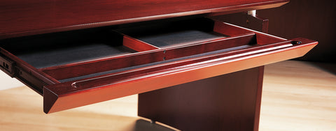Safco Products Napoli Center Drawer NCDCRY(Image 1)