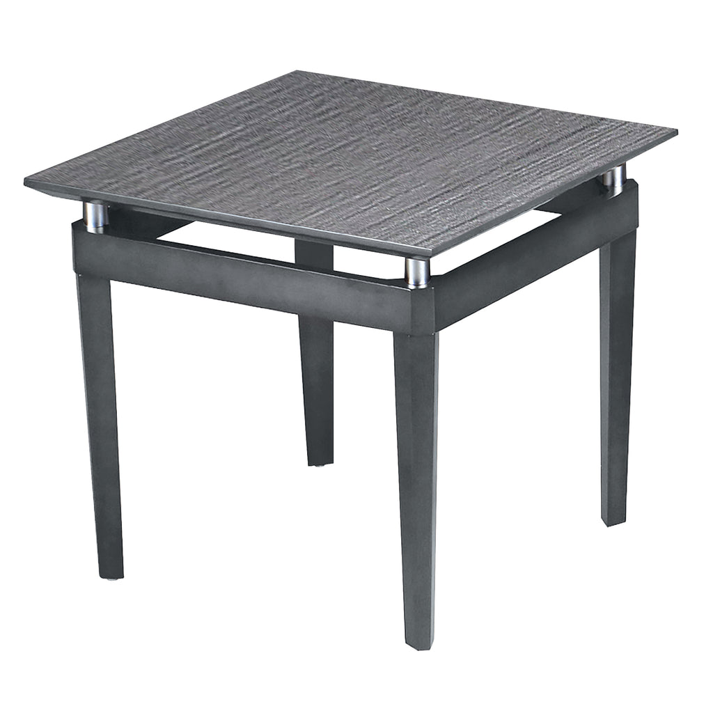 Safco Products Napoli End Table NTSCGR(Image 2)