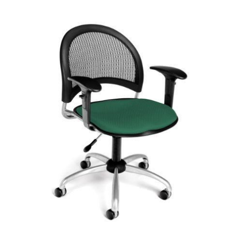 OFM Moon Swivel Chair with Arms ; UPC: 845123013939