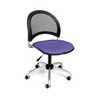 OFM Moon Swivel Chair in Lavender