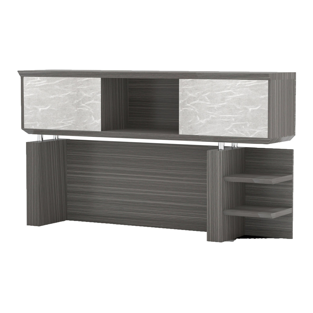 "Safco Products Sterling 72"" Hutch, 1 Shelf STESPH72TDW(Image 1)"