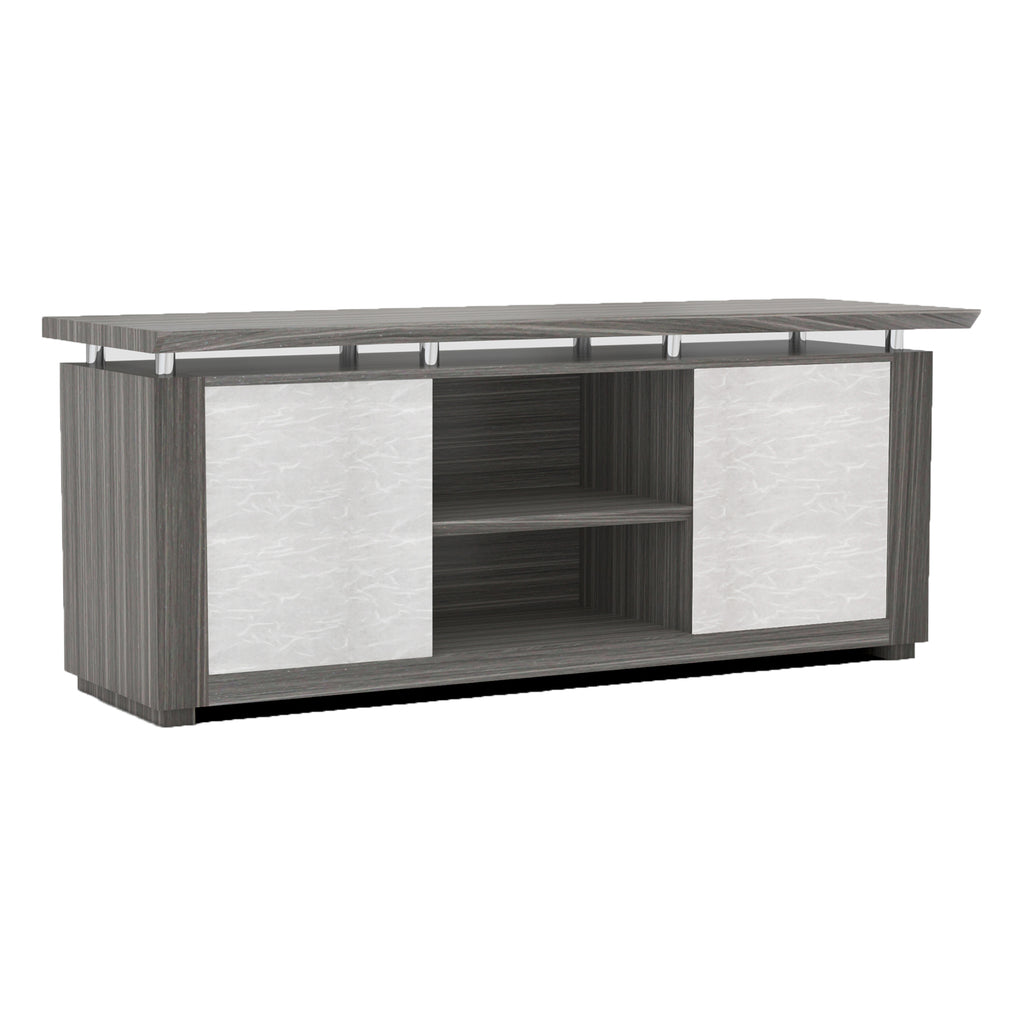 "Safco Products Sterling 72"" Low Wall Cabinet STLC72TDW(Image 1)"