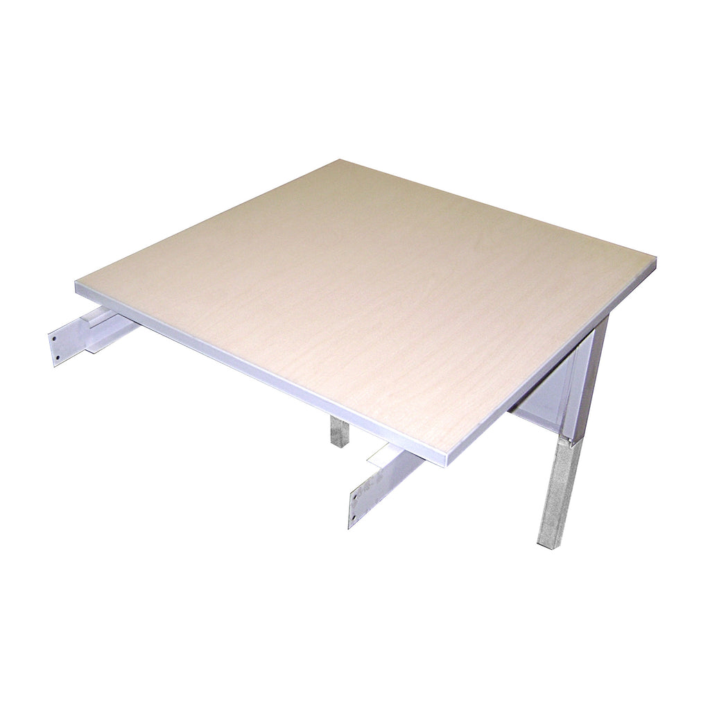 "Safco Products Mailflow-To-Go 30"" Work Table TB30PG(Image 1)"