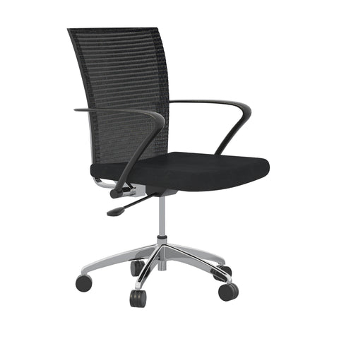Safco Products Valor' Height Adjustable Task Chair TSH3BB Image 1