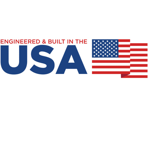 Lorell Engineered & Built in USA Logo