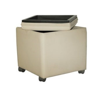 Safco Products Santa Cruz Lounge, Storage Ottoman VCCSALM(Image 1)