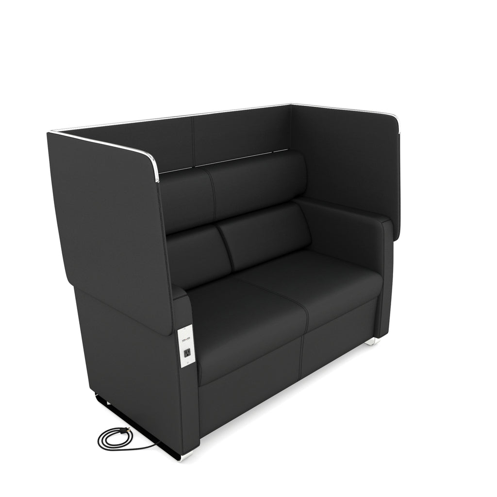 OFM 2202-MDN Morph Series Soft Seating Sofa ; UPC: 845123054024 ; Image 1
